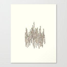 Untitled (Standalone) Canvas Print