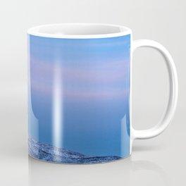 Snowy Mountain Climb Coffee Mug