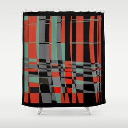 urban. 3 Shower Curtain