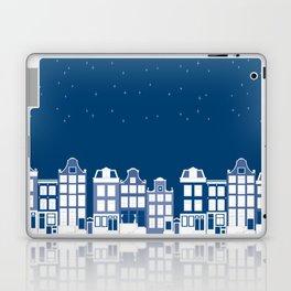 Delf Silent Night Laptop & iPad Skin