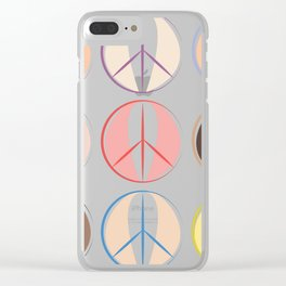 Vulvariety by Michelle Nunes Clear iPhone Case