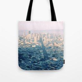 San-Francisco city Tote Bag