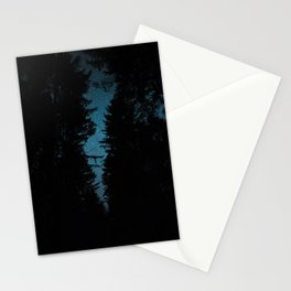 COSMIC ENCOUNTERS, LAKE COWICHAN BC 2K16 Stationery Cards