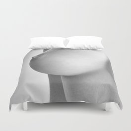 Just a Breast Duvet Cover