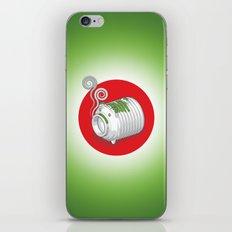 Japan Serie 2 - KATORI BUTA iPhone & iPod Skin