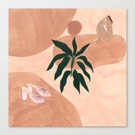 Loeffler Randall - Coco Style Canvas Print