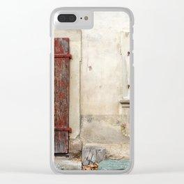 Neunkirch Clear iPhone Case