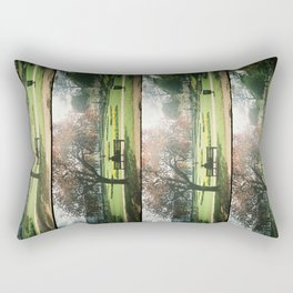 Imagination Garden Rectangular Pillow