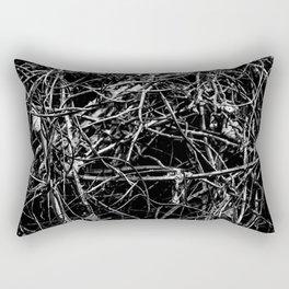 Bramble's Bite Rectangular Pillow