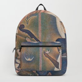 Georges Seurat - Le Chahut Backpack