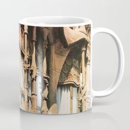 Antoni Gaudi Exhibition poster 1979 Coffee Mug