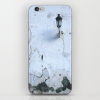 cracked iPhone & iPod Skins featuring Cracked by @lauritadas