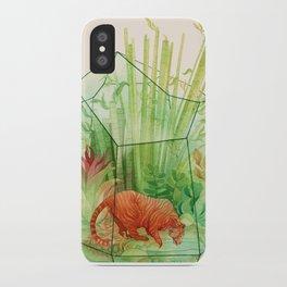 Tigerrarium iPhone Case