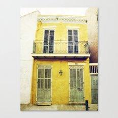 Graceful Beauty Canvas Print