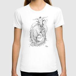 Zodiac: Capricorn T-shirt