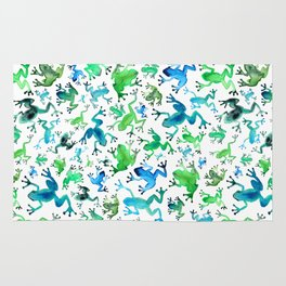 Tree Frogs Rug