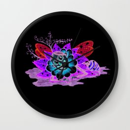Insect1 Wall Clock