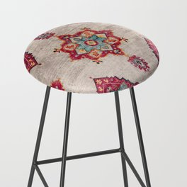 N251 - Oriental Traditional Vintage Moroccan Style  Bar Stool