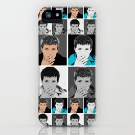 Different Colours, Different Shades #2 iPhone Case