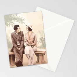 Oh, rather! Stationery Cards