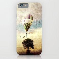 tree - air baloon iPhone 6s Slim Case