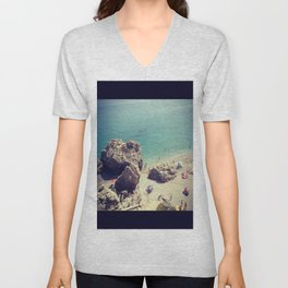 A Day-in-Dreams Unisex V-Neck