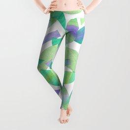 Leaf Litter (dark) Leggings