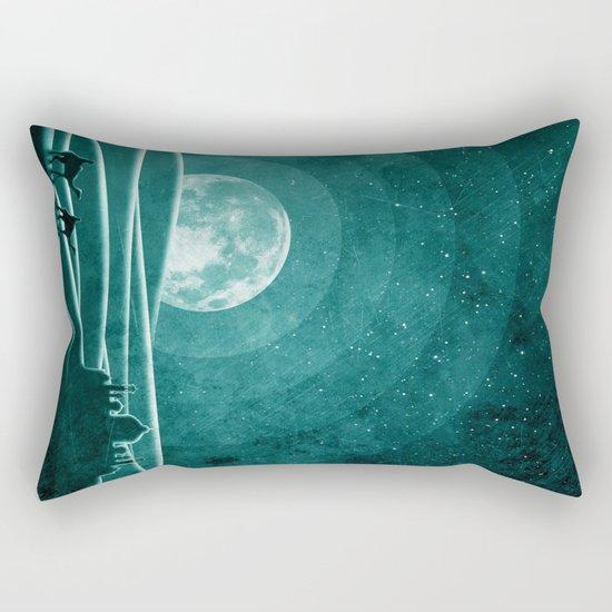 desert night Rectangular Pillow
