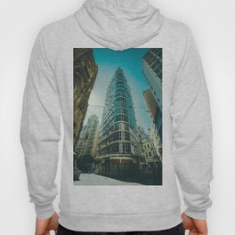 CITY - BUILDING - SQUARE - PHOTOGRAPHY Hoody