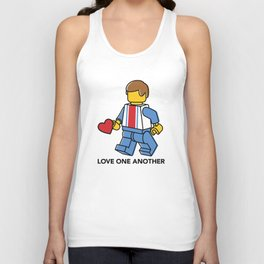 Love One Another Unisex Tank Top
