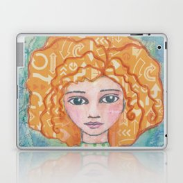 My Mind Goes All Over the Place Laptop & iPad Skin