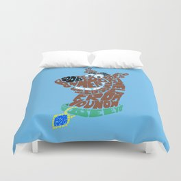 scooby Duvet Cover