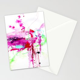 A Mystic Encounter No.1d by Kathy Morton Stanion Stationery Cards