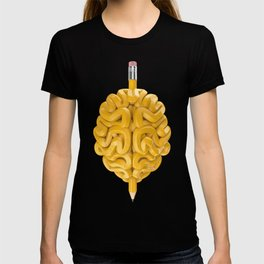 Pencil Brain T-shirt