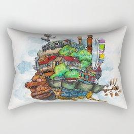 Howl's Moving Castle Rectangular Pillow