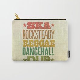 Shades of Reggae Carry-All Pouch