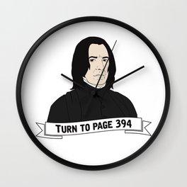 Snape Wall Clock