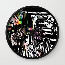 Spectral Release and The Medicated Prison Wall Clock