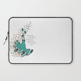 Imaginary Friends Are The Best Friends Laptop Sleeve