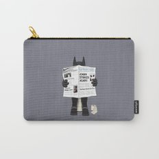 A Bat Sunday Carry-All Pouch