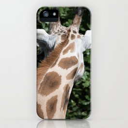Look Away iPhone Case