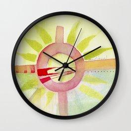 emotional Wall Clock