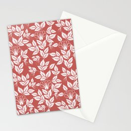 Leaves Pattern 9 Stationery Cards