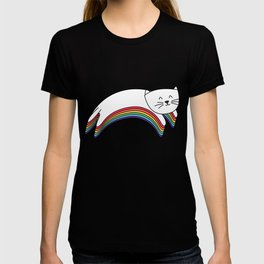 Rainbow Kitty T-shirt