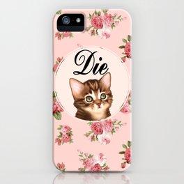 Die iPhone Case