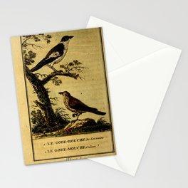 gobe mouche (Fr)6 Stationery Cards