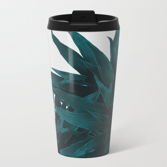 End up here Metal Travel Mug