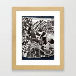 NYC Background 3 Framed Art Print