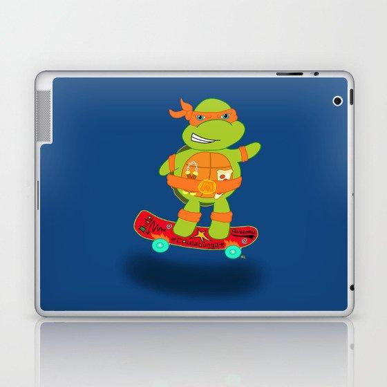 Michaelangelo - TMNT Laptop & iPad Skin