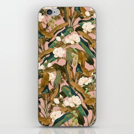 Summer Botanical Garden V iPhone Skin